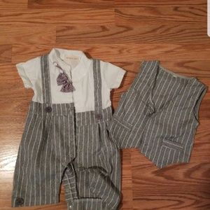 Other - Baby boy suit set